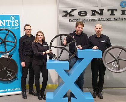 XeNTiS Carbon Wheel Technology is the new partner of Pewag Racing Team!