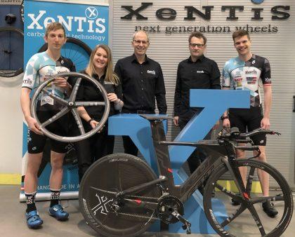 XeNTiS supports LTV-Köflach Top triathletes