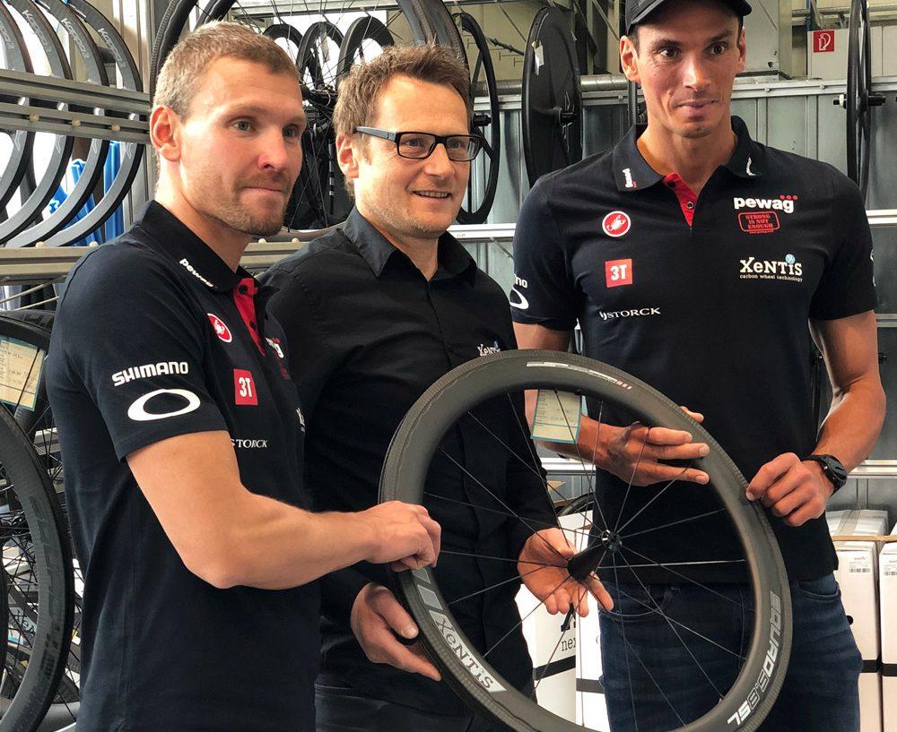 PEWAG Racing Team zu Gast in Bärnbach!