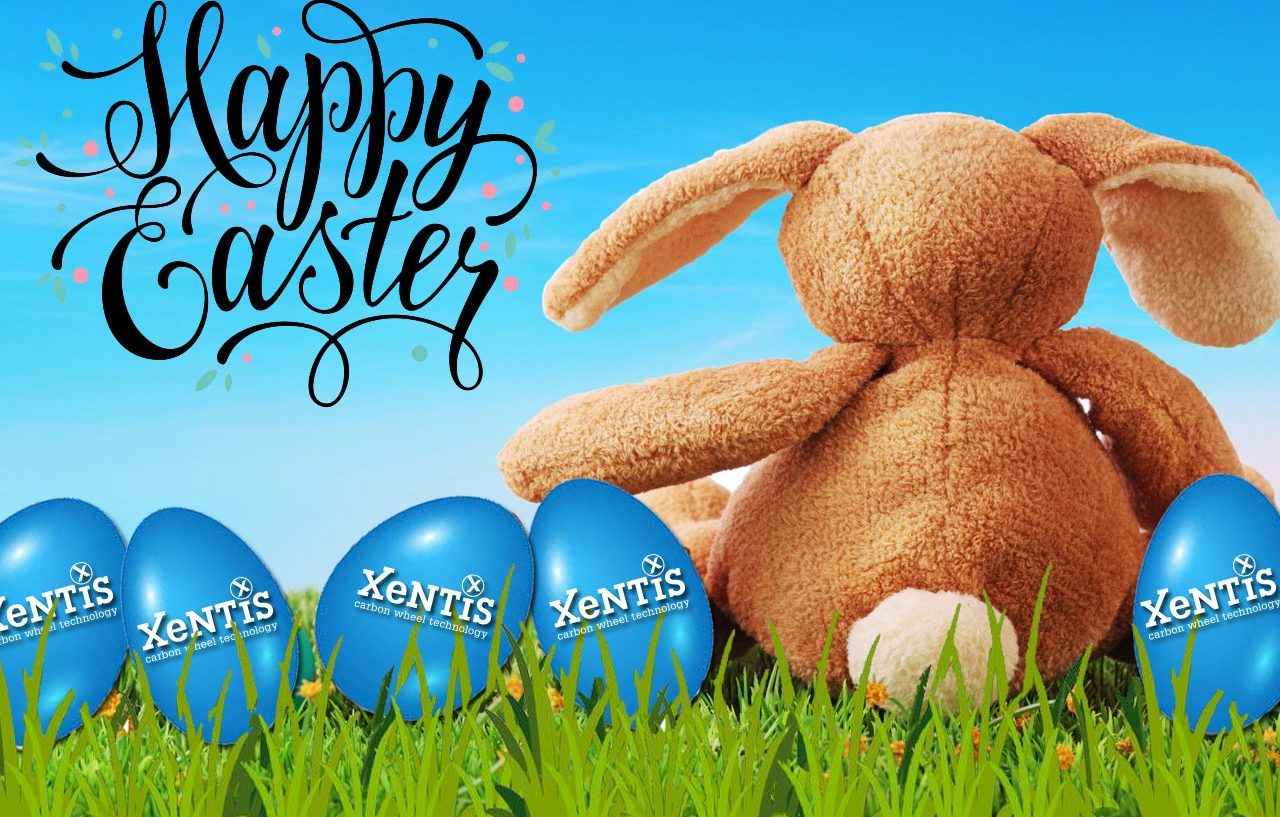 XeNTiS wishes you a blessed and happy Easter