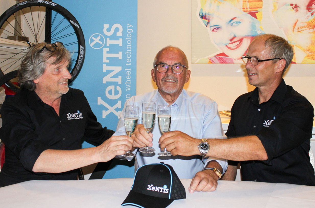 XeNTiS new main sponsor of the Handballspielgemeinschaft Bärnbach/Köflach!